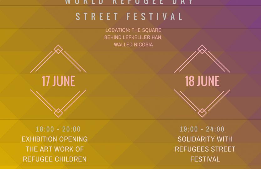 Mültecilerle Dayanışma Sokak Şenliği (17-18 Haziran 2016)