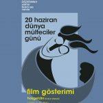 20 Haziran Dünya Mülteciler Günü Film Gösterimi